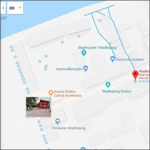 Street View 360 - Wadköping i Örebro