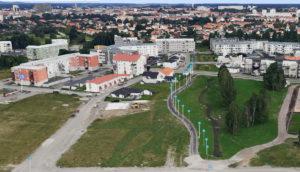 Google Street View Dotted Line Sörby Örebro